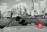 Image of Motorama New York City USA, 1953, second 4 stock footage video 65675037644