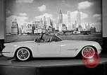 Image of Motorama New York City USA, 1953, second 5 stock footage video 65675037644