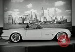 Image of Motorama New York City USA, 1953, second 6 stock footage video 65675037644