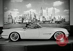 Image of Motorama New York City USA, 1953, second 7 stock footage video 65675037644