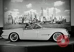 Image of Motorama New York City USA, 1953, second 9 stock footage video 65675037644