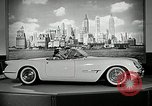 Image of Motorama New York City USA, 1953, second 10 stock footage video 65675037644