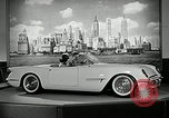 Image of Motorama New York City USA, 1953, second 12 stock footage video 65675037644