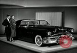 Image of Pontiac Parisienne and Oldsmobile Starfire New York City USA, 1953, second 4 stock footage video 65675037645