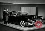 Image of Pontiac Parisienne and Oldsmobile Starfire New York City USA, 1953, second 5 stock footage video 65675037645
