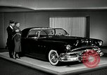 Image of Pontiac Parisienne and Oldsmobile Starfire New York City USA, 1953, second 6 stock footage video 65675037645