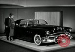 Image of Pontiac Parisienne and Oldsmobile Starfire New York City USA, 1953, second 9 stock footage video 65675037645