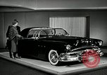 Image of Pontiac Parisienne and Oldsmobile Starfire New York City USA, 1953, second 11 stock footage video 65675037645