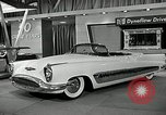 Image of Motorama New York City USA, 1953, second 3 stock footage video 65675037646