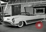 Image of Motorama New York City USA, 1953, second 5 stock footage video 65675037646