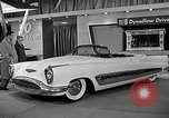 Image of Motorama New York City USA, 1953, second 6 stock footage video 65675037646