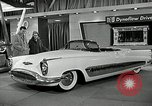 Image of Motorama New York City USA, 1953, second 7 stock footage video 65675037646