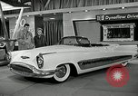 Image of Motorama New York City USA, 1953, second 8 stock footage video 65675037646