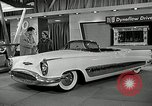 Image of Motorama New York City USA, 1953, second 11 stock footage video 65675037646