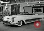 Image of Motorama New York City USA, 1953, second 12 stock footage video 65675037646
