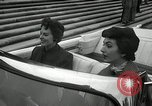 Image of Auto show United States USA, 1954, second 3 stock footage video 65675037649