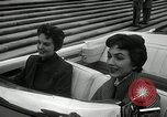 Image of Auto show United States USA, 1954, second 4 stock footage video 65675037649
