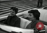 Image of Auto show United States USA, 1954, second 5 stock footage video 65675037649