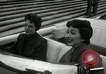 Image of Auto show United States USA, 1954, second 6 stock footage video 65675037649