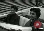 Image of Auto show United States USA, 1954, second 7 stock footage video 65675037649