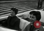 Image of Auto show United States USA, 1954, second 9 stock footage video 65675037649