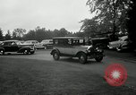 Image of Chrysler Corporation auto show United States USA, 1954, second 4 stock footage video 65675037650