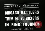 Image of Chicago battlers Chicago Illinois USA, 1936, second 6 stock footage video 65675037656