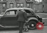 Image of dual control car Cleveland Ohio USA, 1935, second 2 stock footage video 65675037666