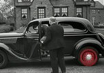 Image of dual control car Cleveland Ohio USA, 1935, second 4 stock footage video 65675037666