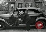 Image of dual control car Cleveland Ohio USA, 1935, second 6 stock footage video 65675037666