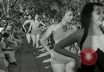 Image of Casino Deportive Havana Cuba, 1935, second 5 stock footage video 65675037667