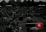 Image of dog show Madison New Jersey USA, 1935, second 1 stock footage video 65675037668