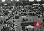 Image of dog show Madison New Jersey USA, 1935, second 2 stock footage video 65675037668