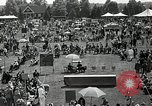Image of dog show Madison New Jersey USA, 1935, second 3 stock footage video 65675037668
