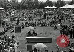 Image of dog show Madison New Jersey USA, 1935, second 4 stock footage video 65675037668