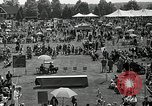 Image of dog show Madison New Jersey USA, 1935, second 6 stock footage video 65675037668