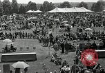 Image of dog show Madison New Jersey USA, 1935, second 10 stock footage video 65675037668