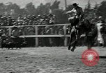 Image of Rodeo stars Ventura California USA, 1935, second 6 stock footage video 65675037670