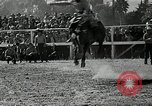 Image of Rodeo stars Ventura California USA, 1935, second 7 stock footage video 65675037670