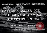 Image of gondola Obergurgl Austria, 1932, second 4 stock footage video 65675037688