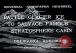 Image of gondola Obergurgl Austria, 1932, second 6 stock footage video 65675037688