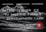 Image of gondola Obergurgl Austria, 1932, second 10 stock footage video 65675037688