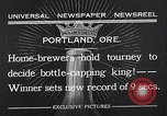 Image of home brewers Portland Oregon USA, 1932, second 1 stock footage video 65675037691