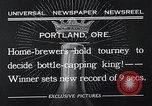 Image of home brewers Portland Oregon USA, 1932, second 2 stock footage video 65675037691