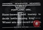 Image of home brewers Portland Oregon USA, 1932, second 4 stock footage video 65675037691