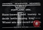 Image of home brewers Portland Oregon USA, 1932, second 8 stock footage video 65675037691