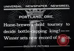 Image of home brewers Portland Oregon USA, 1932, second 9 stock footage video 65675037691