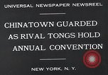 Image of annual convention New York United States USA, 1932, second 6 stock footage video 65675037702