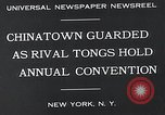 Image of annual convention New York United States USA, 1932, second 7 stock footage video 65675037702