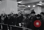 Image of International Automobile Show New York United States USA, 1966, second 12 stock footage video 65675037707